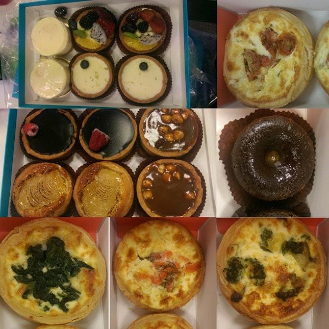 18 September 2014 - As good as ABC (Artisan Boulangerie Co.) Courtesy of @johnstonerry #love #foodie #food #foodporn #foodcoma #sg #Singapore #Yummy #latergram #teabreak