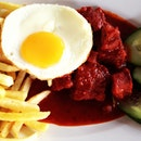 Mutton Chop #lunch #latergram #instasg #instafood #mutton #chop #indian #food #bencoolen #singapore #igsg #igers