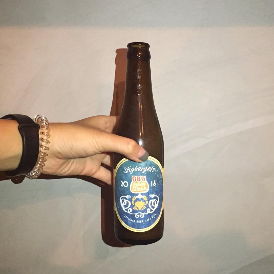 Stigbergets GBG Beer Week 2016 ($22)
