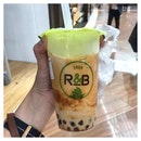 One of those rare few days that I cave in and decide to get myself some bubble tea.