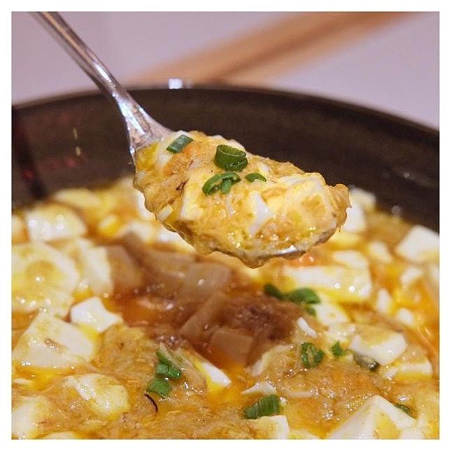 Whenever you order a tofu dish, it's usually a claypot tofu, hotplate tofu or mapo tofu.
