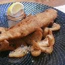 Fish & Chips ($18.90)