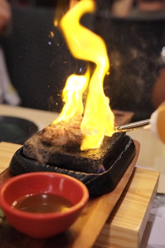 Hokkaido Wagyu Steak ($23.90)