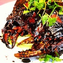 Voted the Best Pepper Crab in Singapore!