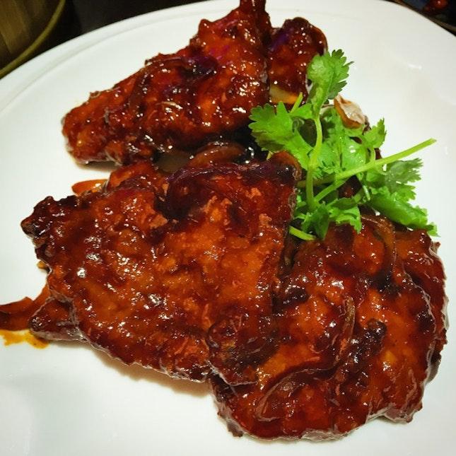 Sweet & Sour Pork Ribs