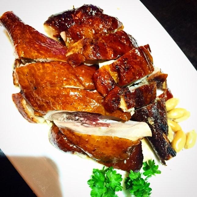 鸭肉是不能少!好吃!