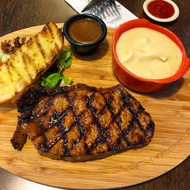 Australian Striploin Steak