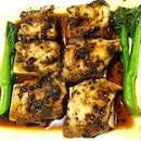 Cos Fish With Soya Bean Sauce