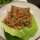 Basil Minced Chicken