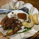 Roasted Pork Skin Rice