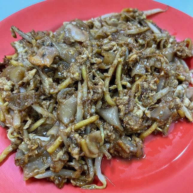 Cha Kueh Teow