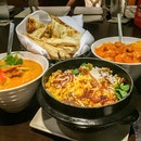 A $20++ price tag for Indian curries and briyani might raise eyebrows, but they won't stay up for long once you take a bite of that fluffy naan dipped in creamy spicy curry