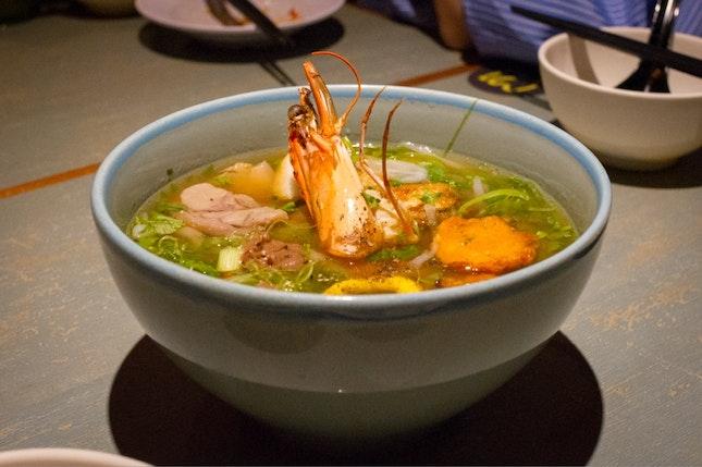 Sai Gon - Fisherman Pork Noodle Soup ($12)
