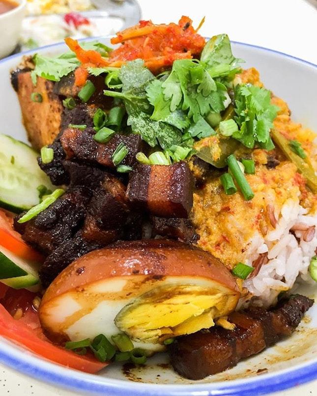 Braised Pork with Rice ($5)