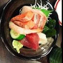 Sashimi Set @ Meii Sushi