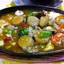 Hot Plate Beancurd