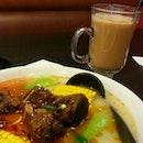 Spicy Pork Rib Noodles