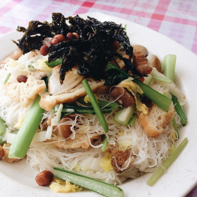 "Fried ""Hing Hua"" Bee Hoon"