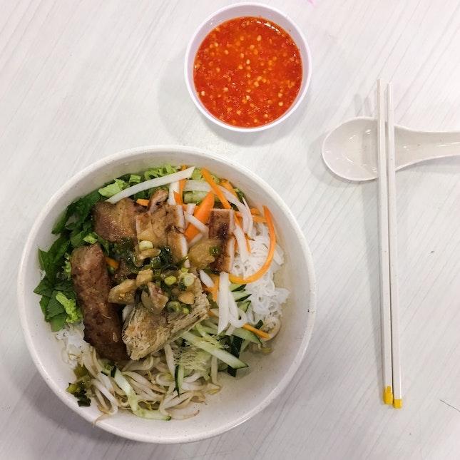 Vietnamese Pork Noodle