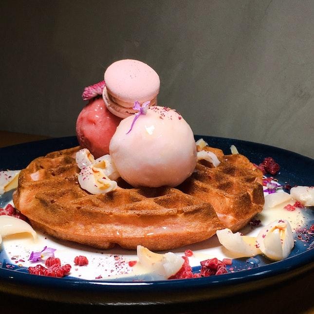 Waffle Ispahan
