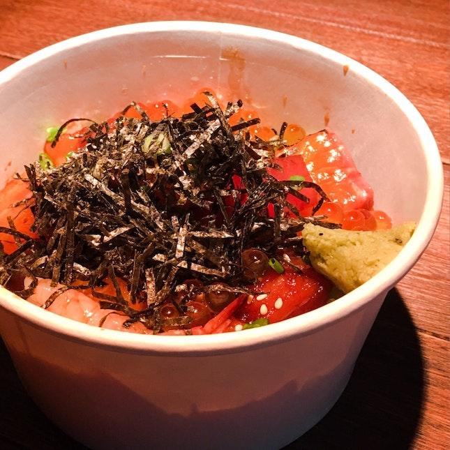 Barachirashi Salad
