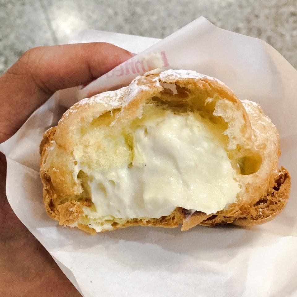 Ya Kun Kaya Cream Puff