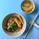Char Siew Wanton Noodles