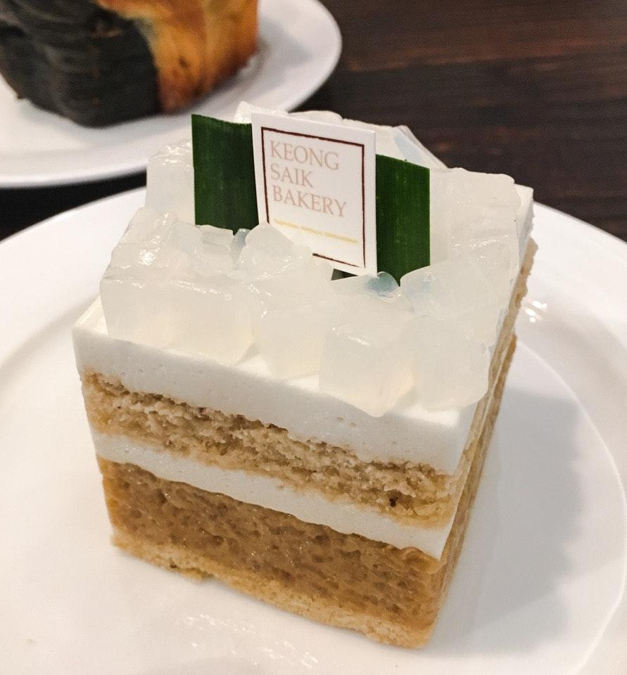 Gula Jawa Sticky Rice Cake