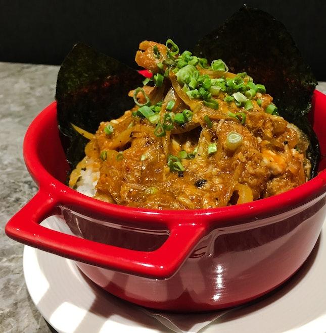 Singapore-style Chili Crab Tendon