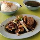 Heng Gi Goose And Duck Rice 兴记鵝鸭饭 (Tekka Centre)