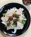 Viet Ham Rice Roll