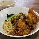 Thai Wanton Noodles (Small)