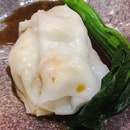 Steamed Rice Roll with Shrimp