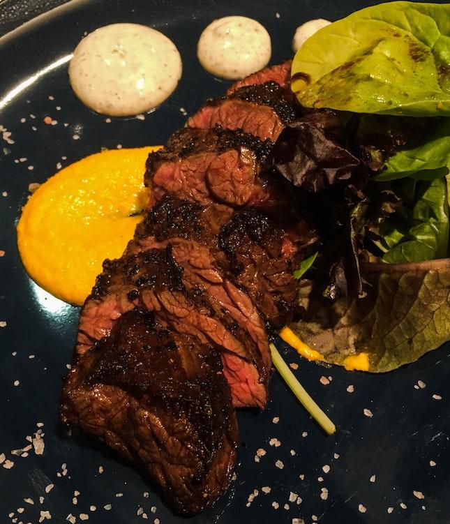 Signature Hanger Steak