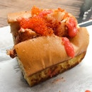 Live Lobster Seafood Roll with Mentaiko Sauce (Half Roll)