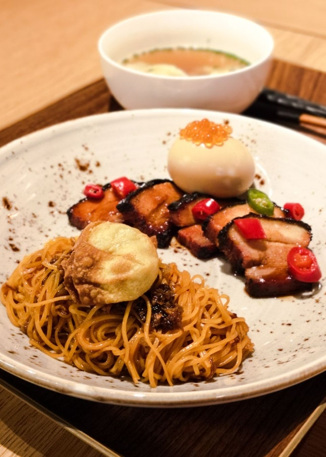 Char Siew Noodles