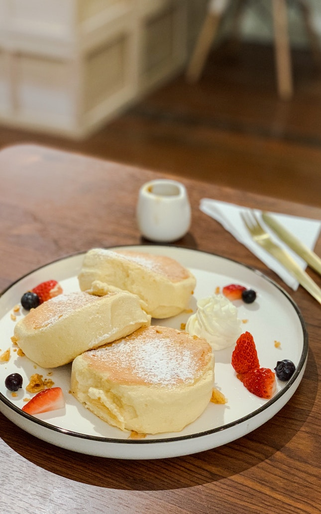 Soufflé Pancake