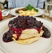 Blueberry Pancakes [$19++]