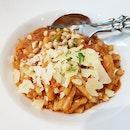 Spicy Crabmeat Pasta [$24++]