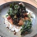 Pork and Barley Risotto [$22+ for 2-course set lunch)