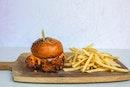 Chug's Buttermilk Chicken Burger