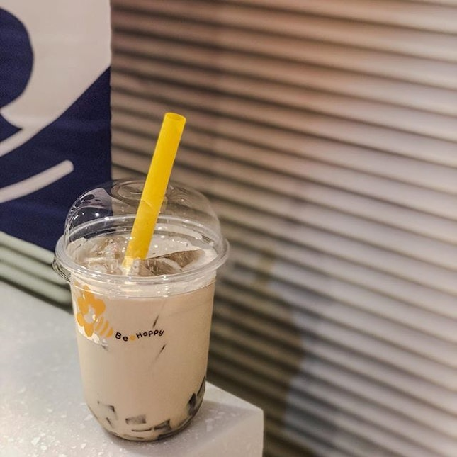 [NEW‼️] Taste the milk tea obsession to another level - what's in my bubble tea?