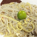 Hokkien Prawn Mee 福建虾面 - I loved this rich-flavored and gooey plate of noodles, even though I'm not that huge a fan of Hokkien Prawn Mee!