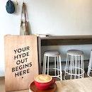 【 recluse • hydeout】  @igsg #igsg #singapore #foodpornasia @burpple #burpple #setheats #eatoutsg #sgfood #foodsg @sgfoodie #sgfoodie @singaporeeats #singaporeeats @sgcafefood #sgcafefood #sgcafe @cafehoppingsg #cafehoppingsg #sgcafehopping @hydeandco #hydeandco #takehydeout #coffee #mocha