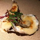Japanese Hiroshima Oyster Gratin with Black Truffles at SGD9 only!?