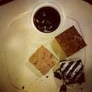 Best part of buffet #dessert :-)