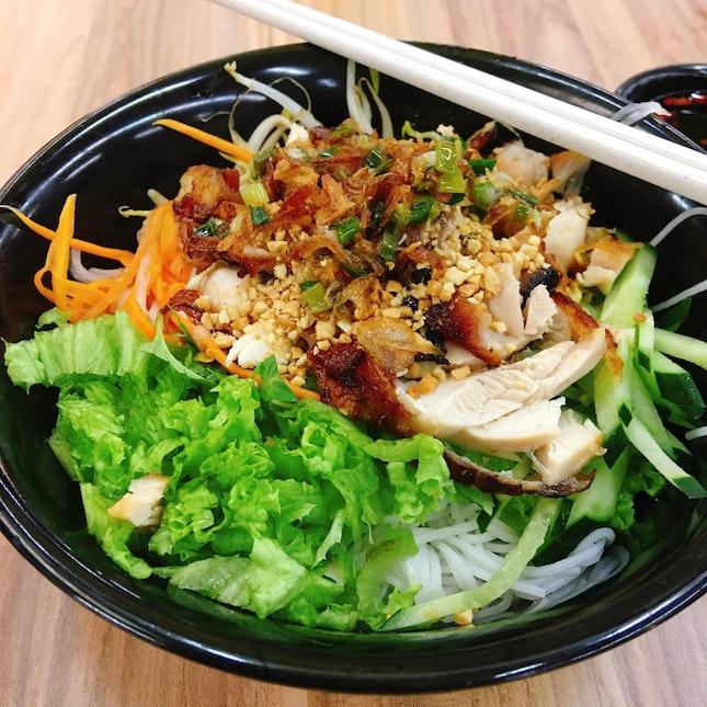 Bun Ga Nuong ($6)