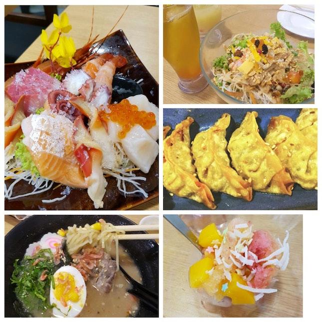Simple, Oiishi Japanese food 😂
