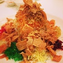 yup one of the many mandatory lo hei sessions.