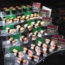 Assorted Vegetarian Sushi